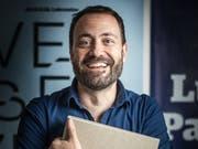 Jonas Knecht ist seit 2016 Schauspieldirektor am Theater St.Gallen. (Bild: Michel Canonica / Tagblatt)