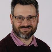 Mark Wildi, Kandidat für den Gemeinderat Tobel-Tägerschen (Bild: PD)