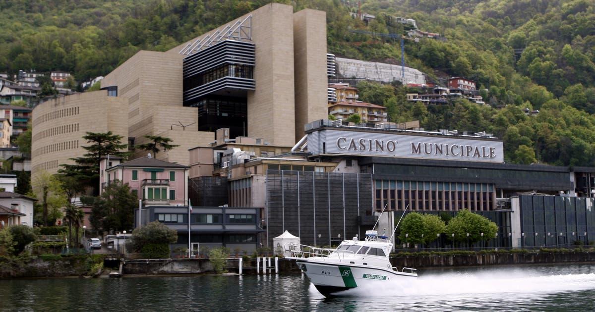 Casino campione italia fallimento
