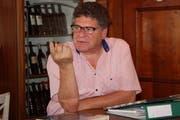 Walter Meier wurde an der Hauptversammlung zum neuen Präsidenten von Gastro Wil gewählt. (Bild: Gianni Amstutz)