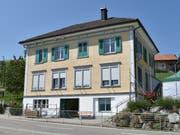 Schulhaus Chrummbach in Wattwil (Bild: Michael Hehli, 4.7.2019)