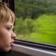 Unter Sechs-Jährige fahren in der Schweiz gratis. Aber es gibt eine Ausnahme. (Bild: Getty)