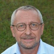 Hans Stadler, Sportchef des FC Bazenheid. (Bild: Beat Lanzendorfer)