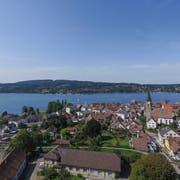 Ein Blick auf die Altstadt von Steckborn. (Bild: Olaf Kühne)