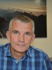 Andreas Widmer ist CVP-Kantonsrat aus dem Toggenburg. (Bild: Beat Lanzendorfer)