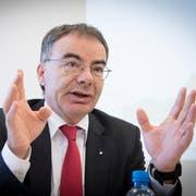 Thomas Bieger, HSG-Rektor und Verwaltungsratspräsident der Jungfraubahn Holding. (Bild: Ralph Ribi)