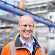 Urs Brunner, Vorsitzender der VfA-Geschäftsleitung.