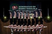 Die Gruppe Konterschwung während eines Auftrittes in Havanna. (Bild: PD/Alejandro Perez Sacco Fotografia)