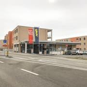 Neben dem Volg an der Thundorferstrasse zieht neu Steiner-Beck mit einer Filiale ein. (Bild: Samuel Koch)