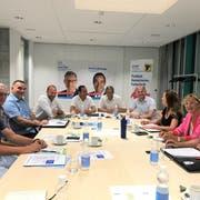 Die FDP Uri will mit Josef Dittli und Matthias Steinegger in den National- und Ständerat. (Bild: PD)