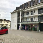 Ab nächstem Sommer werden die Postdienstleistungen im SPAR in Schwarzenbach erbracht. (Bild: Andrea Häusler)