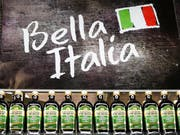 Coop soll das Olivenöl «Filippo Berio» zu Unrecht als italienisches Erzeugnis beworben haben. (Bild: PD)