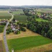 Blick auf Hütten und Fehlwies, wo die Gemeinde jetzt auch in den Ausbau des Breitbandes investiert. (Bild: Donato Caspari)