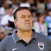 FCA-Trainer Patrick Rahmen würde gerne zum FC Basel wechseln. (Bild: Peter Klaunzer/Keystone)