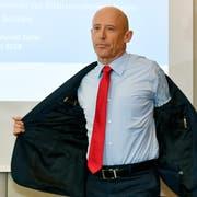 Erneut unter Beschuss: Patrik Gisel soll eine Beziehung zu einer ehemaligen Raiffeisen-Verwaltungsrätin verheimlicht haben.