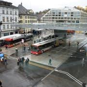 Bahnhof Winterthur. (Bild: Nana do Carmo)