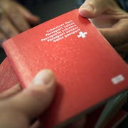 Der Fruthwiler Einwohner erhält den Schweizer Pass vorerst nicht. (Bild: Michel Canonica)
