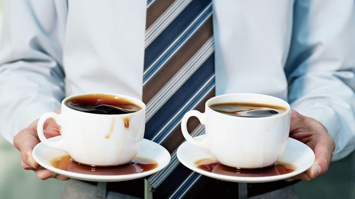 Wie der Kaffee in der Tasse bleibt   Luzerner Zeitung