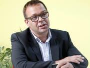 Beat Schilter sass während zwölf Jahren im Chamer Gemeinderat.(Zuger Zeitung/Werner Schelbert)
