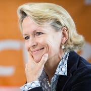 «Ein reizvolles Amt»: Die Luzerner CVP-Nationalrätin Andrea Gmür über das Ständeratsamt. (Archivbild Manuela Jans- Koch)