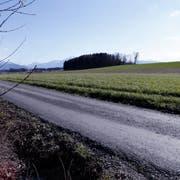 Im Gebiet Hatwil/Hubletzen soll Kies abgebaut werden. (Bild: Werner Schelbert (14. März 2018))