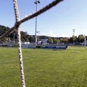 Der FC Baar, der im Lättich trainiert, braucht mehr Platz. (Bild: Werner Schelbert (Baar, 18. September 2018))