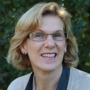 Katharina Aeschbacher, Kandidatin für das Präsidium. (Bild: PD)