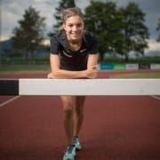 Chiara Scherrer hat nicht nur über die 3000 Meter Steeple gewaltige Fortschritte erzielt. Auch an der U23-Cross-EM in Holland konnte sie die Erwartungen mehr als erfüllen. (Bild: Benjamin Manser¼