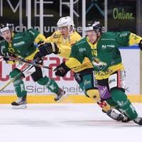 4:2 gegen Langenthal: Michael Loosli bringt den Erfolg zum H ...