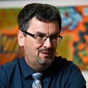 Peter Füglistaler, Direktor des Bundesamts für Verkehr. (Bild: Urs Lindt/freshfocus)