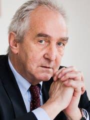 Ludwig Hasler, Philosoph und Publizist. Autor des soeben erschienenen Buches «Für ein Alter, das noch was vorhat».