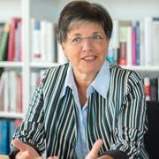 Lucrezia Meier-Schatz (Bild: Urs Bucher)