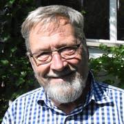 Jerry Holenstein, Präsident des NVO. Bild: Urs M. hemm)