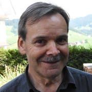 Ueli Schlegel, Bauleiter. (Bild: Urs M. Hemm)