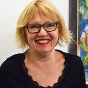 Christine Steiger, Bezirksrichterin von 2003 bis 2019. (Bild: Samuel Koch)