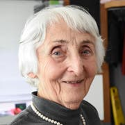 Rita Gross, Gruppenleiterin (Bild: Urs M. Hemm)
