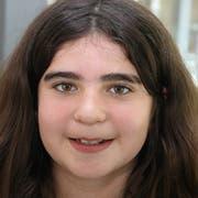 Anika Weber (11), Frauenfeld. (Bild: Christof Lampart)