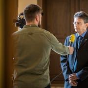 GLP-Kantonsrat Hanspeter Heeb hat eine klare Meinung zum neuen Beitragsgesetz. (Bild: Reto Martin)