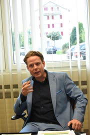 Yves Noël Balmer. (Bild: CAL)