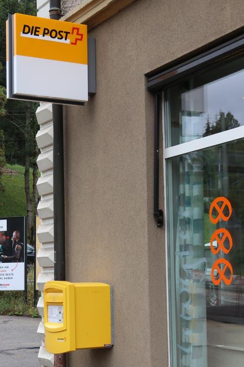 Die Aufgaben der Post übernimmt heute die Bäckerei im Riethüsli-Quartier. (Bild: Reto Voneschen)