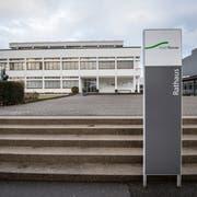 """Mittelfristig sieht Gossaus finanzielle Planung """"wenig rosig"""" aus. (Bild: Urs Bucher)"""