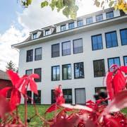 Gemeindehaus in Gachnang: Hier wollen die Kandidaten hin. (Bild: Andrea Stalder)