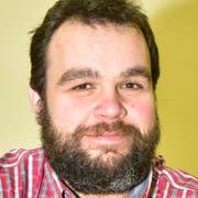 Daniel HaffaLohnunternehmer aus Andwil(Bild: Janine Bollhalder)