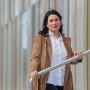 Francesca Schoch ist die FDP-Sprengkandidatin für den Horwer Gemeinderat. Gewählt wird am 19. Mai. Bild: Boris Bürgisser (Horw, 28. März 2019)