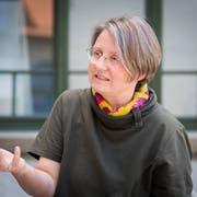 Franziska Vogt, Leiterin des Zentrums Frühe Bildung an der PHSG. (Bild: Urs Bucher)