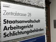 Die Staatsanwaltschaft Luzern verurteilte die Frauen zu einer Geldstrafe. (Bild: Lena Berger)