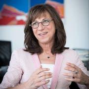 Rücktritt nach 16 Jahren in der St.Galler Regierung: SP-Gesundheitschefin Heidi Hanselmann geht im Mai 2020. (Bild: Ralph Ribi, St.Gallen, 2. Juli 2018)