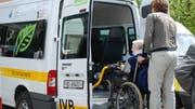 42 Fahrer beschäftigt die IVB Behindertenhilfe beider Basel. Nur drei davon sind festangestellt, 39 arbeiten im Stundenlohn. Bild: zvg (Bild: zvg)
