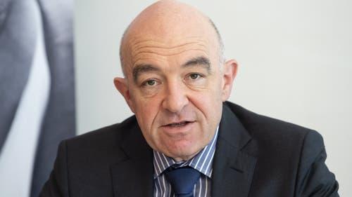 Daniel Jositsch: Ständerat Daniel Jositsch ist einer der letzten namhaften Vertreter des linksliberalen Flügels der Zürcher SP. Sein Wahlresultat könnte richtungsweisend für die Partei werden. (Bild: AZ)