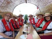 Solothurner lieben die Harmonie: Sinnbildlich die Fahrt an die Fête des Vignerons. Wer schafft es nach Bern? (Bild: Raphael Karpf)